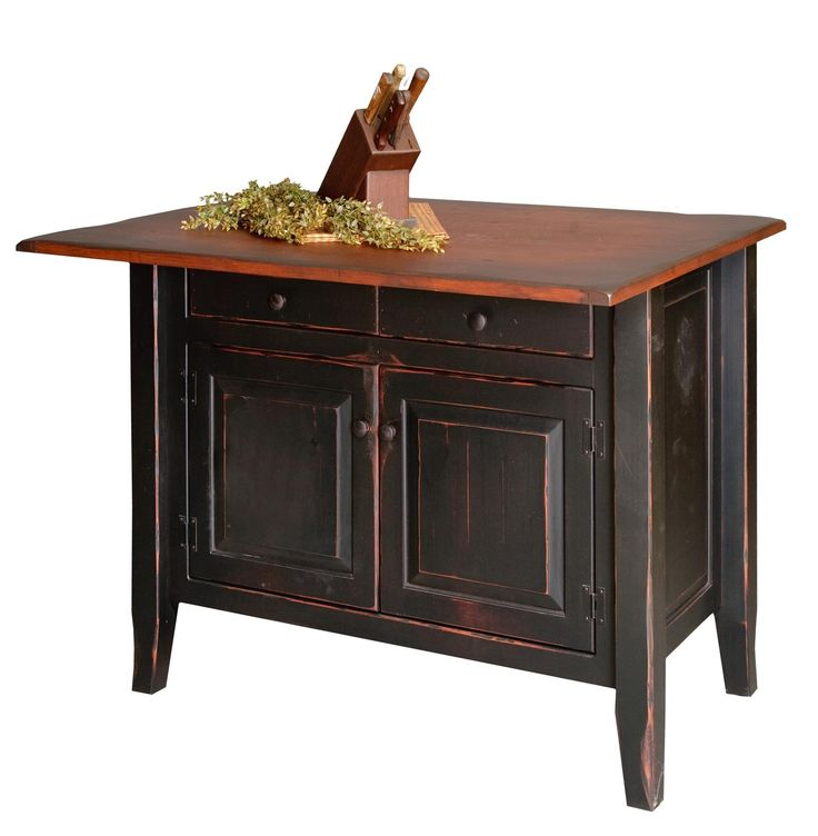 Country Pine Kitchen Island Save Space With This Pine Furniture Full Of  Storage For Your Kitchen