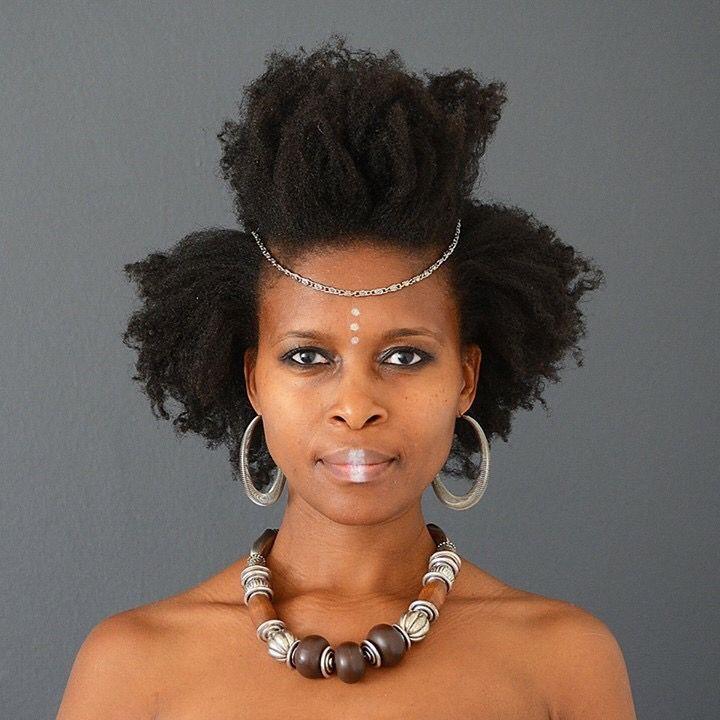 Natural hair on fleek...I am Hairtural
