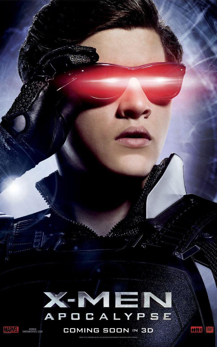 X-Men: Apocalypse : les posters des mutants (sauf Angel)