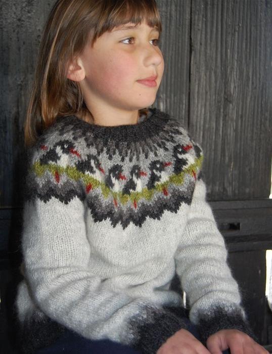 Strandskade Sweater, børn
