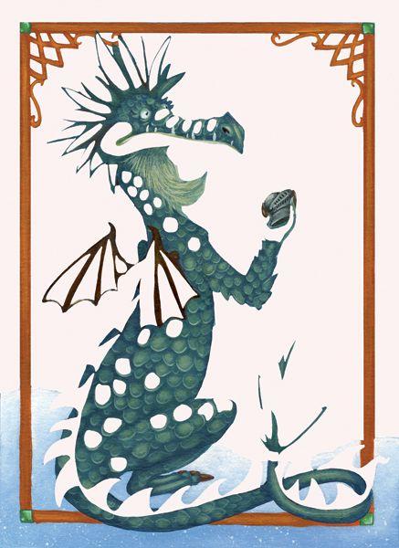Aranyozd be a sárkányt!- kreatív fémfóliázós készlet (Foil pictures Dragon-Djeco)  A sárkányok különlegesek, kicsit félelmetesek, általában hatalmasak, erősek, különleges képességeik vannak. Tüzet okádnak, repülnek. Talán ezért is vonzódnak hozzájuk a fiúk.