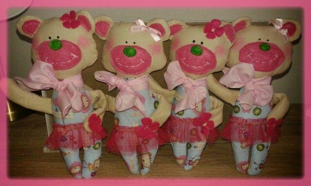 Bear handmade