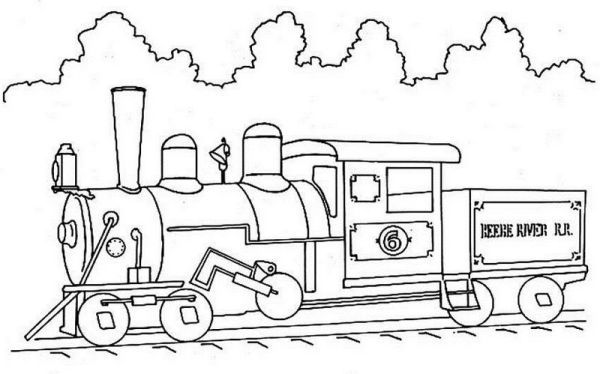 Free Steam Trains Coloring Pages Printable Free Coloring Sheets Cars Coloring Pages Monster Truck Coloring Pages Truck Coloring Pages