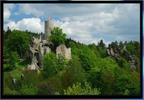přírodní krásy České republiky, Český ráj (117 pieces)