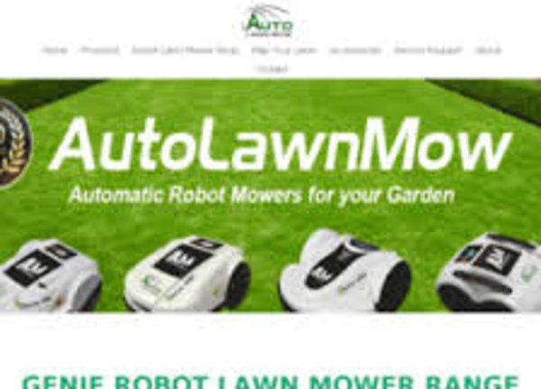 www.autolawnmow.comAward Winning Nationwide Door to Door Service.The Lawn mowing season is almost upon us for 2017. Discover why so many homeowners across Ireland have switched to Automatic lawn mowing. Saves hundreds of hours per years.No time waste, No fuel required, No grass to collect or dump, Robot mows your lawns daily keeping them groomed all year long.AutoLawnMow has robot mowers that will mow between 200sm metres up to 5 Acres. Visit AutoLawnMow Today, Ireland oldest robotic…
