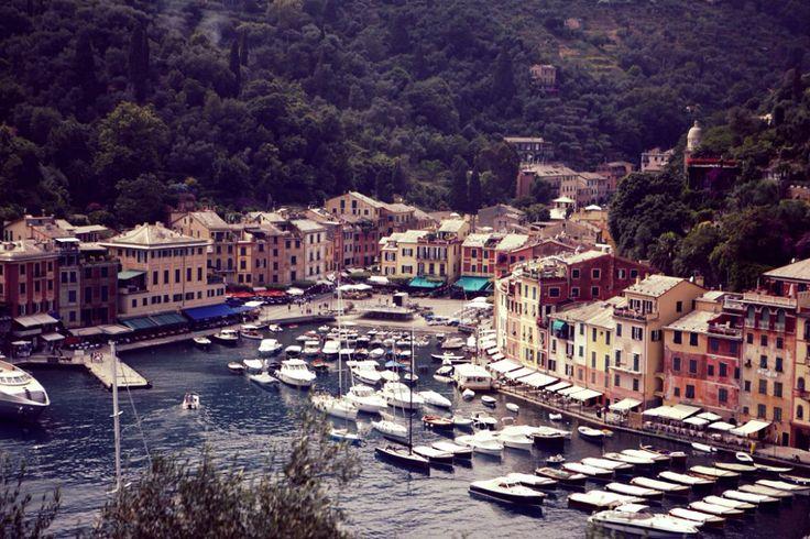 Corners of Portofino