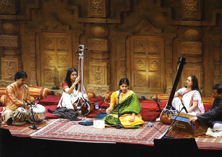 Indian Musical Instruments Tabla A Vocal recital- The i...