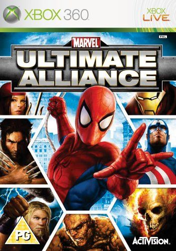 From 7.99 Marvel Ultimate Alliance (xbox 360)