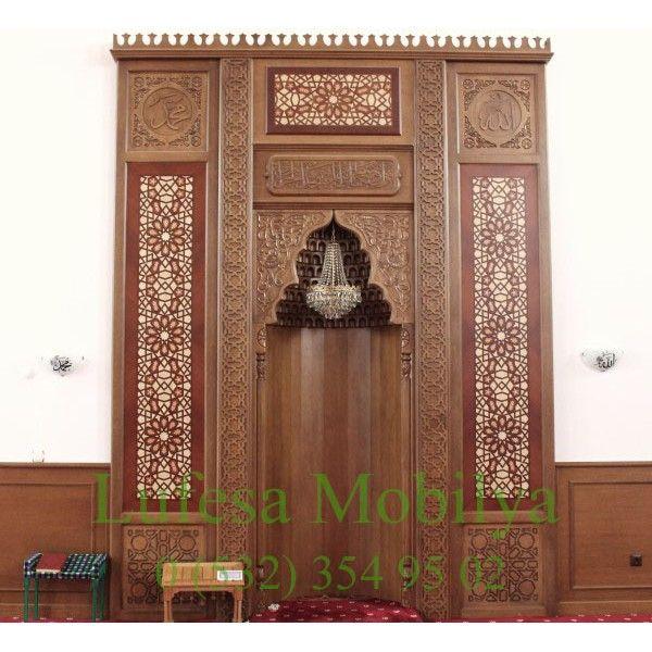 Cami Mihrabı - Cami Kapıları