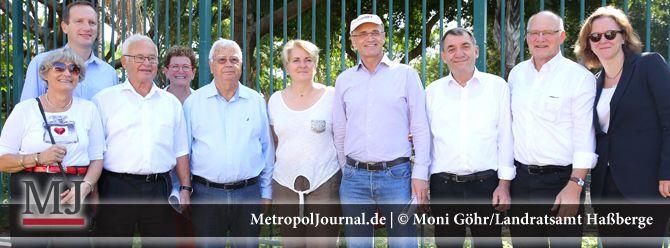 (HAS) Landrat a. D. Rudolf Handwerker zum Ehrenbürger von Kiryat Motzkin ernannt. - http://metropoljournal.de/metropol_nachrichten/landkreis-hassberge/hassberge-landrat-a-d-rudolf-handwerker-zum-ehrenbuerger-von-kiryat-motzkin-ernannt/