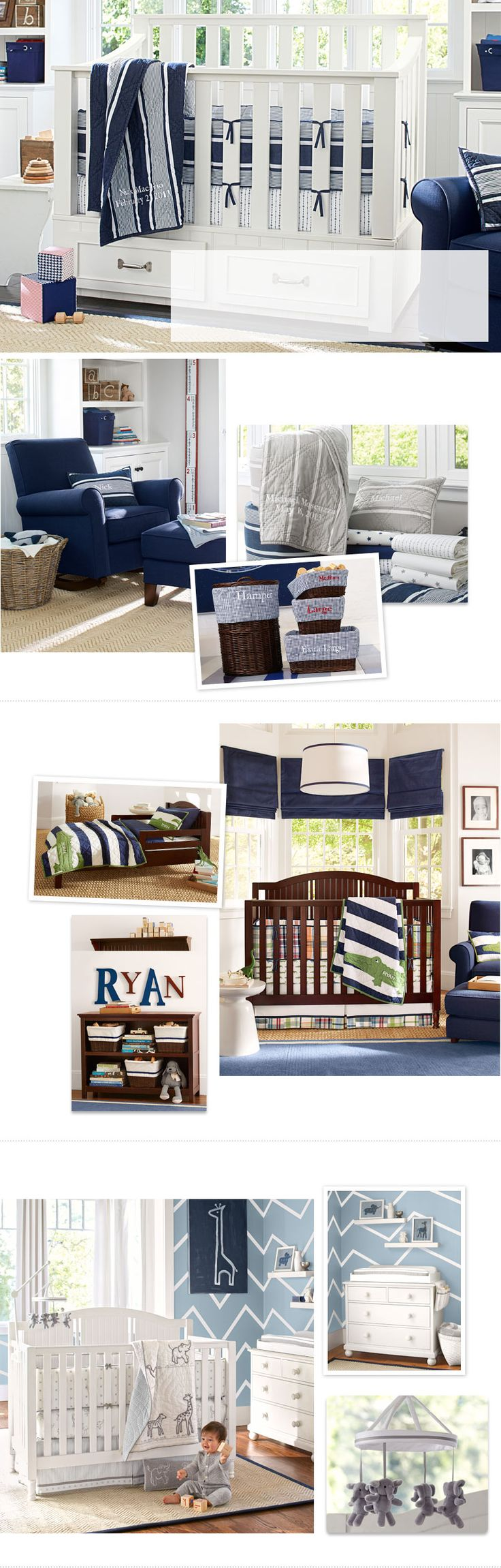 Baby Boy Nursery Ideas For Boys