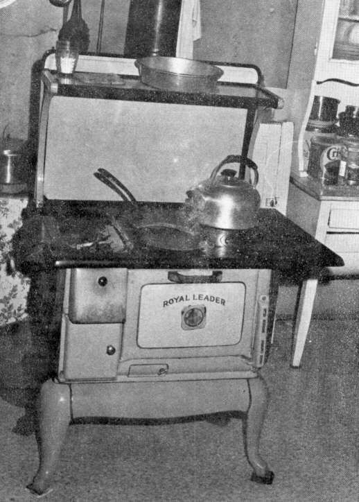 Are Vintage Electric Stoves Safe ~ Best images about old stoves on pinterest