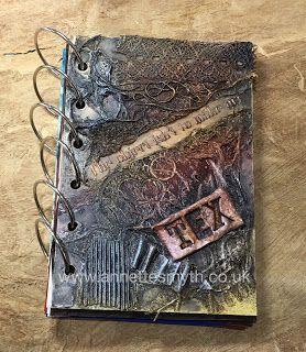 Powertex UK Blog : My Secret Friend - Powertex Reference Journal