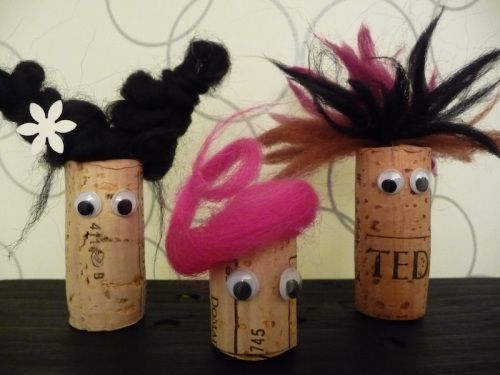 Hairy Little Cork People - how-to