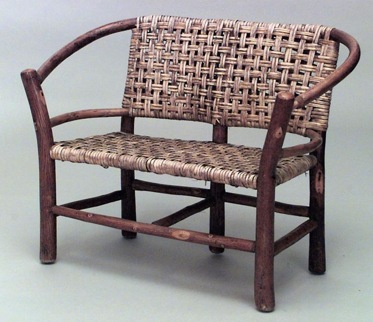 Rustic Old Hickory Misc Furniture Child S Furniture