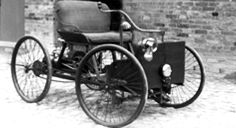 First car in Detroit - Henry Ford