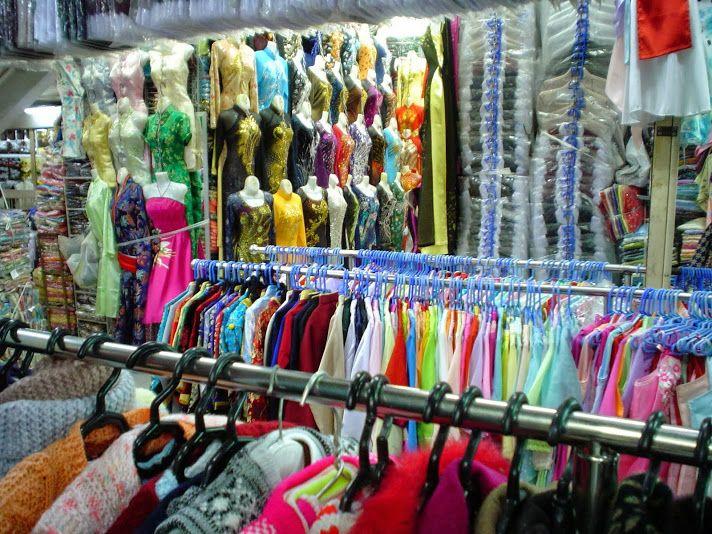 Directorio de Tiendas en Gamarra Lima Peru