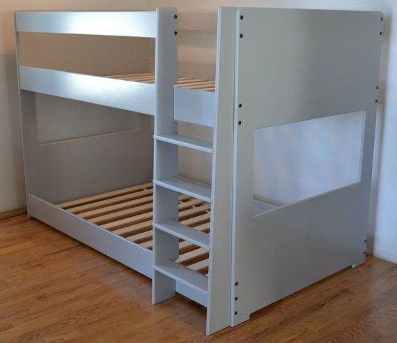 Bunk Beds For 10 Inch Thick Mattresses By Betweenposts On Etsy 1495 00 Kid Stuff Pinterest Bed Mattress And Kids Rooms