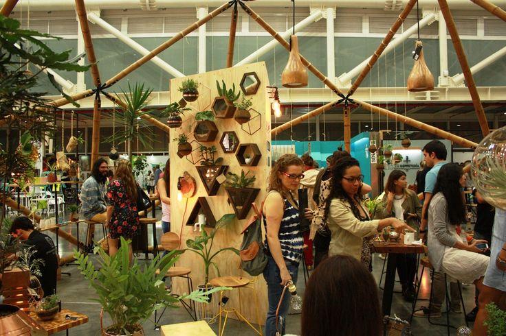 Domo geodésico o poliedro en bambú guadua por Palakas