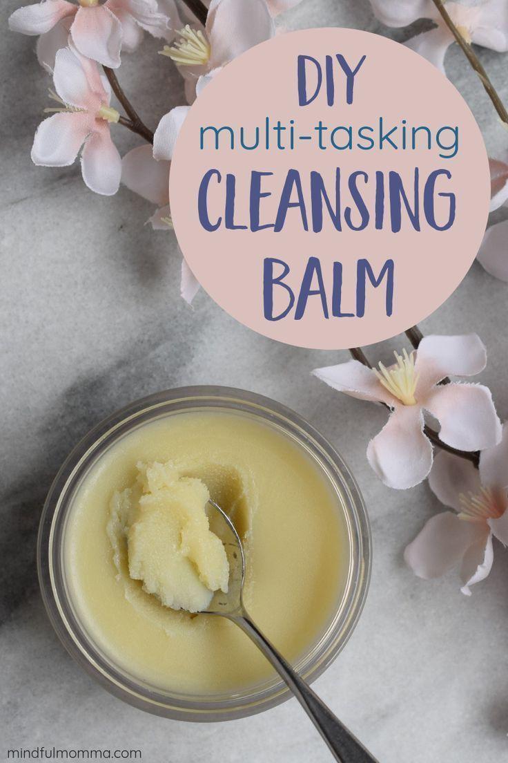 DIY Cleansing Balm