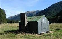 Camerons Hut.