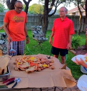 Seafood Boil Recipe - Seafood Lover's Shrimp and Crab Boil Delight