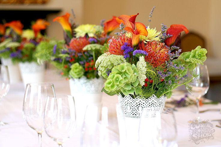 Fresh Flowers by Cosmic Flowers