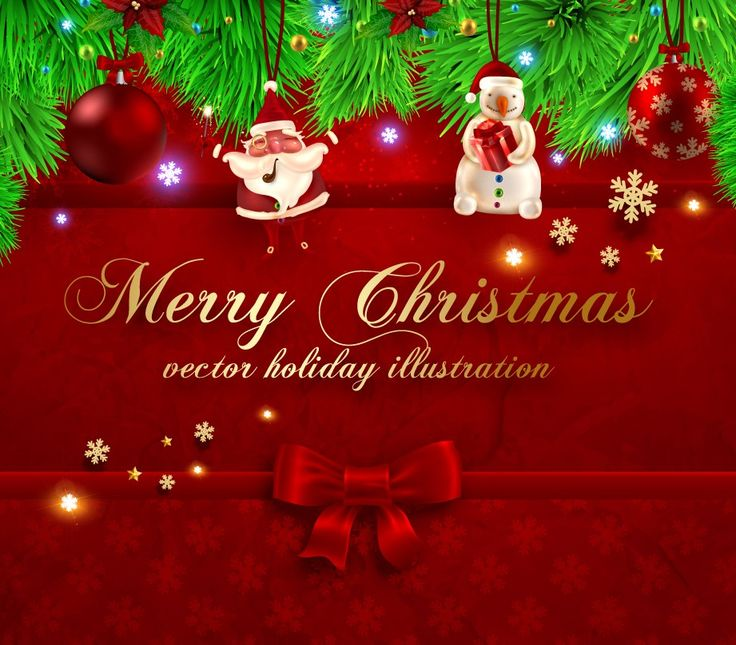 Merry Christmas Wallpapers and Images 2015