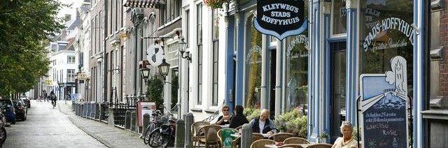 Stads-Koffiehuis in Delft