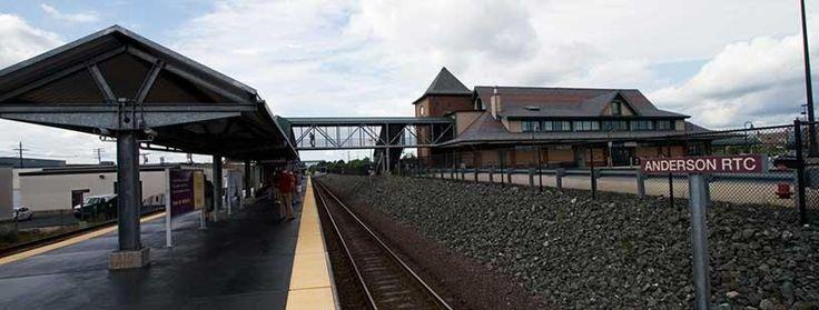 Anderson/Woburn Commuter Rail