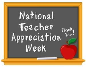 Tomorrow is the best day to say thank you to a teacher W\call click or stop by we have gifts flowers Norman Love Chocolates and much much more. #marcoflorist  NATIONAL TEACHER APPRECIATION DAY  TUESDAY OF THE FIRST FULL WEEK IN MAY  NATIONAL TEACHER APPRECIATION DAY National Teacher Appreciation Day also known as National Teacher Day is observed on the Tuesday of the first full week in May.  This day is part of Teacher Appreciation Week which is the first full week in May of each year…