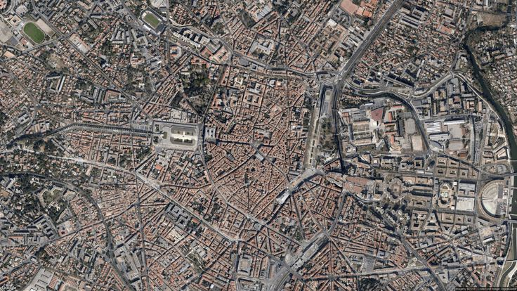 8 Place Martyrs de la Résistance, 34000 Montpellier, Francia | Satdrops - Amazing satellite imagery from around the world.