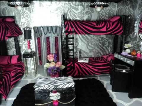 Monster High Doll School House Tour Skull Academy