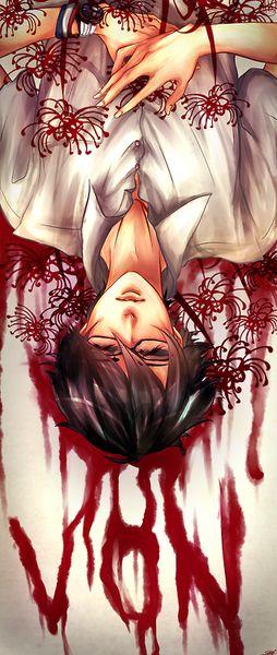 Zankyou no Terror, fan art: Nine