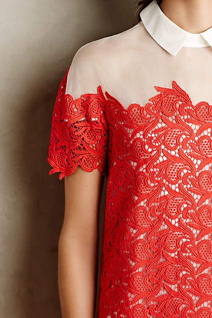 Red Lace Love