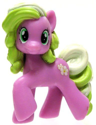 Pony Friendship is Magic 2 Inch PVC Figure Flower Wishes  Toys  amp  GamesFlower Wishes Mlp