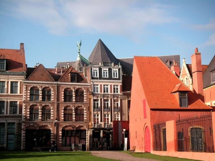 Hospice Comtesse à Lille © OT Lille / brunocap