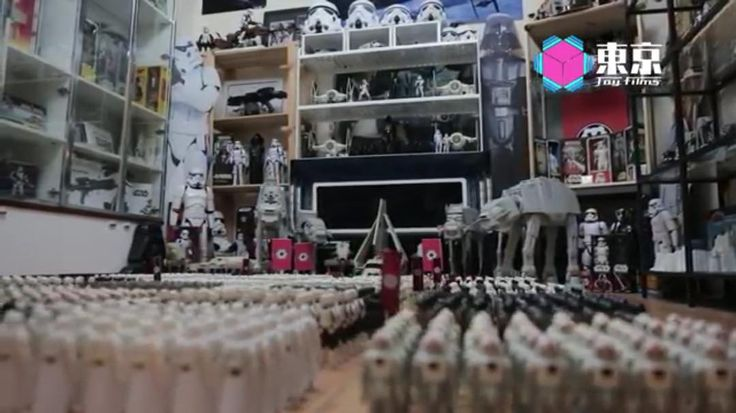 "https://m.youtube.com/watch?v=bf1oo8zKgrU May the force be with you... I've visited the Abu Dhabi's biggest vintage Star Wars collector's house check out the video from above link and let me know what you think! You can also search by ""Vintage Star Wars Toy Collection in Abu Dhabi"" スターウォーズの日 ということでアブダビ一のスターウォーズコレクター宅を訪問してきました一室丸ごとスターウォーズう羨ましい... ビデオは上記リンクをコピペで感想聞かせてください #theforceawakens #abudhabi #myabudhabi #starwars #vintagestarwars #swcollection #Stormtrooper #darthvader #mileniumfalcon…"