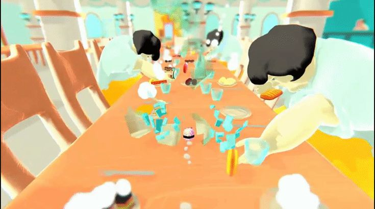 They are thug! #gamedev #indiedev #indiegame #mealescape #madewithunity