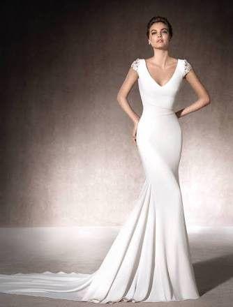 San Patrick Melia  Wedding Dress on Sale