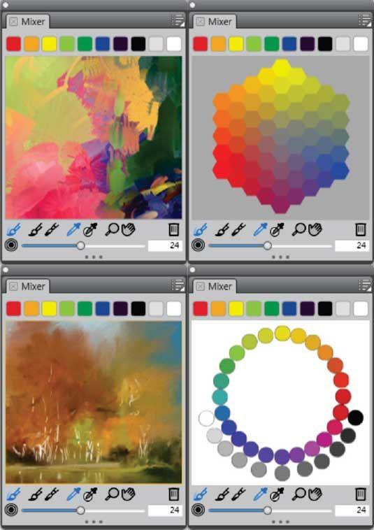 Top 10 techniques for using Corel Painter | Illustration | Creative Bloq