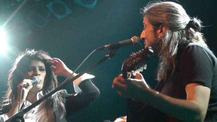 Una noche mas | Yasmin Levy - Yiannis Haroulis