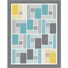 Whimsical Quilt | FREE pdf instruction from Camelot Design Studio | Camelot Fabrics