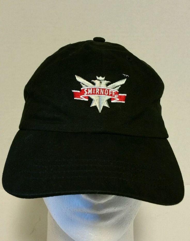 Smirnoff Red White Logo Black Baseball Cap Trucker Hat Adjustable strap  | Clothing, Shoes & Accessories, Unisex Clothing, Shoes & Accs, Unisex Accessories | eBay!
