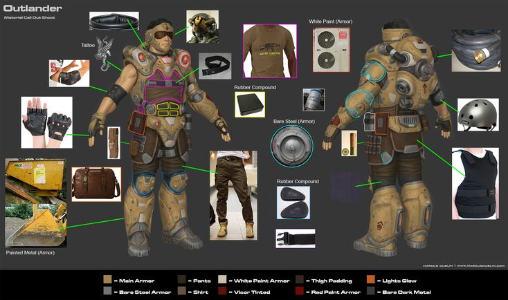 character texture callout - Google Search