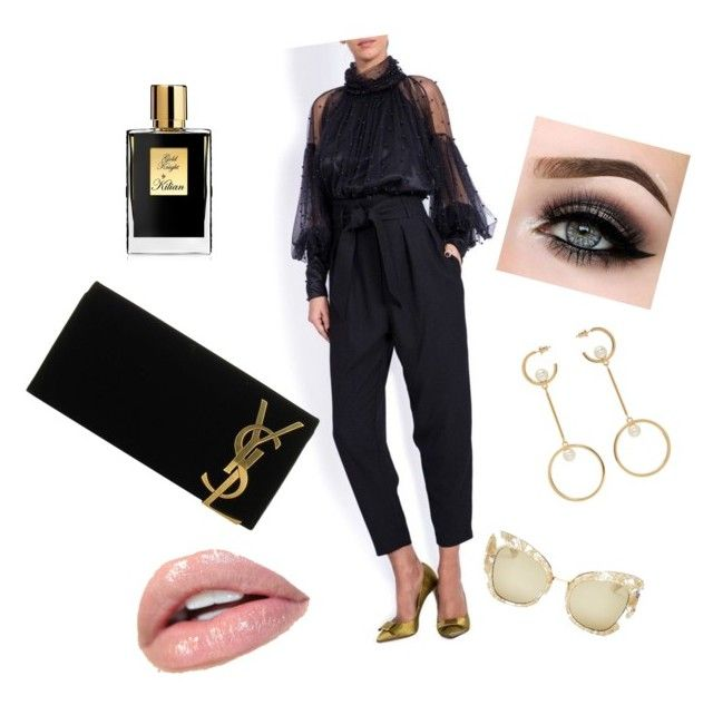 """""""extravagantf"""" by extravagantf on Polyvore featuring Chloé, Yves Saint Laurent, Dolce&Gabbana, ASAP and Kilian"""