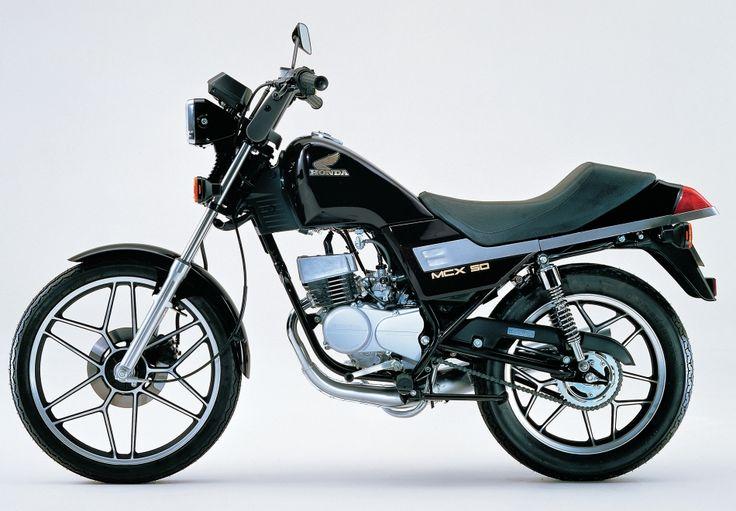 honda mcx50(1982)