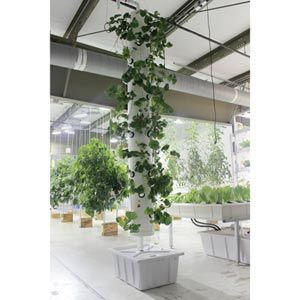 Hydroponic Supplies - Grow-Tek Vertical Aeroponic Systems
