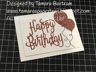Happy Birthday Becca Card