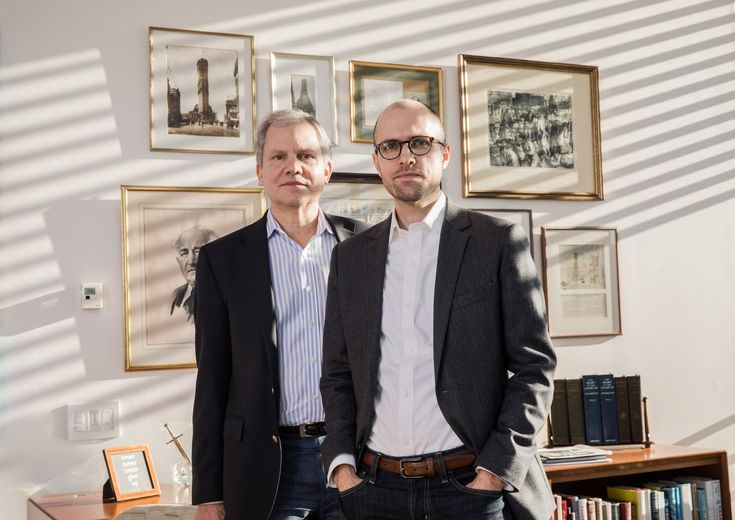 A.G. Sulzberger 37 to Take Over as New York Times Publisher